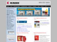 KNOX-BOX Rapid Entry Systems