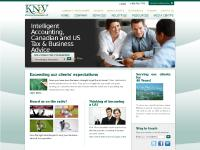 KNV Chartered Accountants LLP in White Rock, Kelowna, Vancouver, tax, career, BC