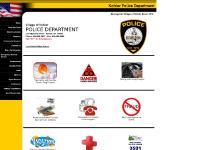 kohlerpolice.com Fingerprinting, Prepare for an Emergency, Tornado Siren Install