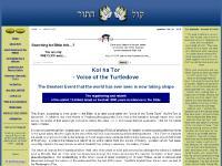 Kol HaTor,Kol Ha Tor,ingathering 10 Ten Tribes Israel,restoration two 2 Houses