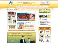 Web 2.0 Web Design, Web Development, Interactive Flash Web Application