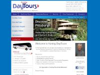 Day Tours Group Travel Extended Tours Via Motorcoach Rail & Air - Koning DayTours Rochester NY