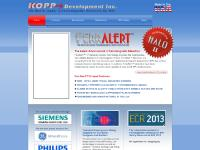 koppdevelopment.com FERRALERT, Ferrous Metal Detection, safety