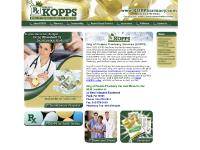 KOPPS - King of Prussia Pharmacy Services - 610-578-0411