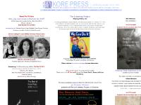 Welcome to Kore Press