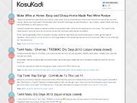 KosuKadi - food, drinks, things to do & everything else