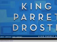 King Parret & Droste LLP: Welcome