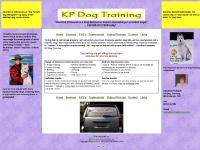 KP Dog Training - Toronto area dog trainer.