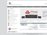 Kramer Electronics Homepage