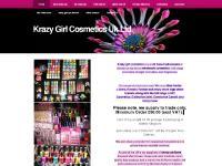 krazygirlcosmetics.com