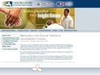 Current Clinical Trials, Cancer Centre Expansion