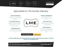 Large Music Events Ltd