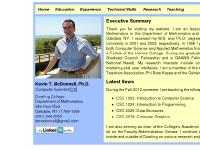 Kevin McDonnell's Home Page