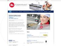 Küppersbusch Food Service Equipment:  Start