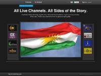 kurdishchannels.com TV, Television, live