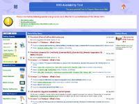 KVS Availability Tool: Global Flight Availability, Award Availability, Fares, Timetables, Seat Maps