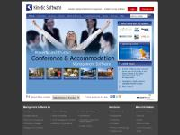 Conference Management Software and Event Management Solutions | Kinetic Software