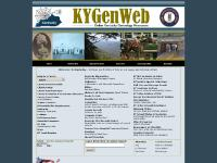 KYGenWeb Project - Online Kentucky Genealogy Resources