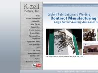 Capabilities•, Order Status•, Technical Info•, Equipment Sales•