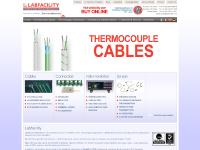 Thermocouple Cables, PVC Insulated, PFA & PTFE Insulated, Glassfibre Insulated