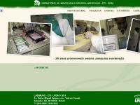 Laboratório de Imunologia e Biologia Molecular - ICS - UFBA
