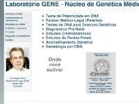 Laboratório GENE