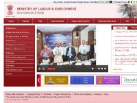 Govt. of India  Ministry of Labour