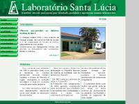 Laboratório de Anásises Clínicas - Paracatu - Santa Lúcia