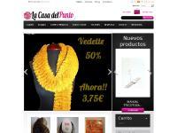 lacasadelpunto.es lanas online