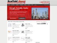Scaffold Depot — Scaffolding Supplier to North America