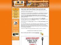 Pallet Jack Truck Sales, Rentals, Repair, Service, Wheels & Parts | Hand Trucks | Los Angeles & Surrounding areas
