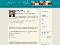 Lafayette Clerk of Court Home Page