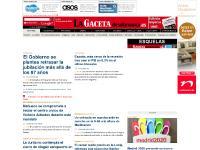 La Gaceta de Salamanca - Edición electrónica del periódico salmantino