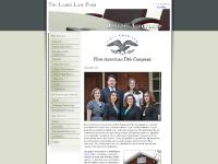 The Laird Law Firm - Title Services - About
