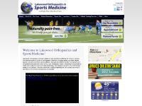 Lakewood Orthopaedics & Sports Medicine in Dallas Texas