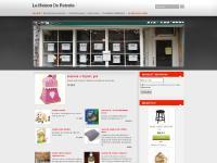 lamaisonderetraite.com La Maison de Retraite, la maison de retraite muriel robin, la maison de retraite sketch