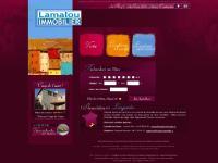 Immobilier Languedoc, agence immobilière Languedoc, vente location de biens immobiliers en Languedoc Roussillon - LAMALOU IMMOBILIER