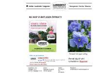 liten landqvist-handelstradgard.se skärmbild