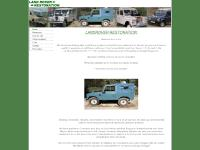 Home - Landrover Restoration