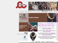Amagalerie : Site de Geneviève CAILLETEAU, Création de bijoux