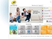 Site La Poste - envoi de courrier et de colis, achats en ligne, service consommateurs - La Poste