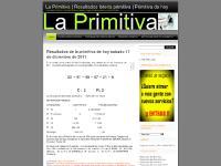 Metodo Multiple de la primitiva, Deja un Comentario », combinacion ganadora de la primitiva, comprobar boleto primitiva sabado