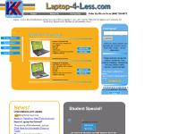 Laptop 4 Less. Buy Refurbished Laptop for Less Online at laptop-4-less.com.
