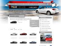 Véhicules neufs | Groupe LaSalle - Groupe de concessionnaires Ford, Chrysler, Dodge, Jeep, Fiat et Suzuki à Montréal.