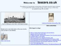 lascars.co.uk - homepage