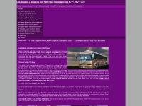 Los Angeles limos | Los Angeles party buses | Orange County party bus Services