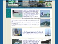 latitude8yachts.com yacht, charter, catamaran
