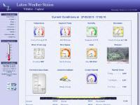 LattonWeather - Home