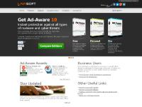 Ad-Aware Editions, Ad-Aware Free Antivirus+, Ad-Aware Personal Security, Ad-Aware Pro Security