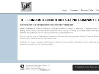 The London and Brighton Plating Company Ltd. - Electroplaters, Electroless Platers and Metal Polishing in East Sussex, UK.